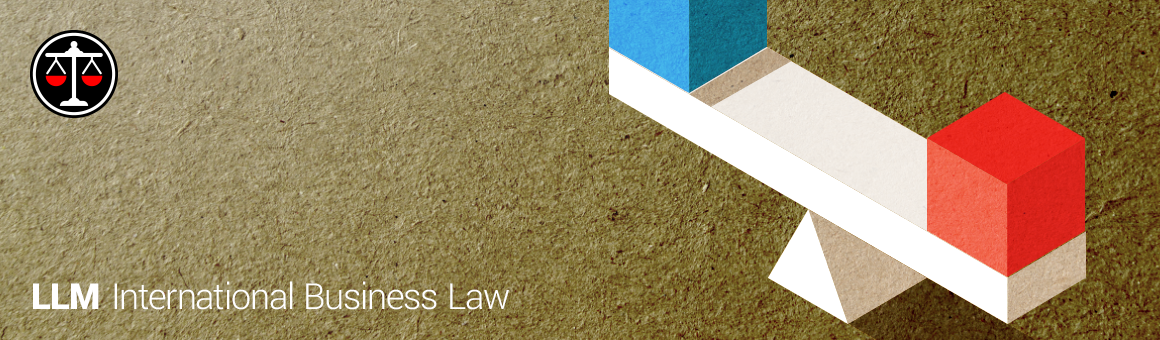 LLM in International Business Law